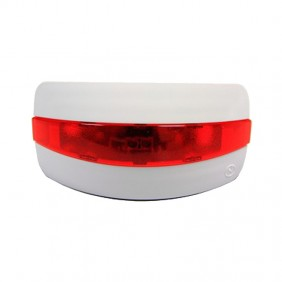 Ripetitore ottico per sensori Notifier con LED INDICATOR