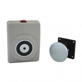 Fermaporta elettromagnetico Notifier da 50KG 400N sblocco manuale 960120