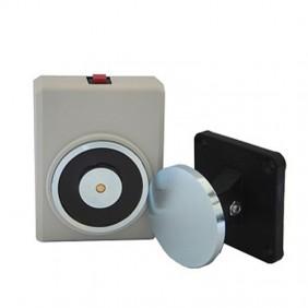 Fermaporta elettromagnetico Notifier da 100KG 800N sblocco manuale 960119