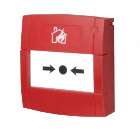 Botón de Romper los cristales de fuego Notificador convencional M3AR000SGK01301
