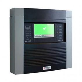 Fuego Central dirigida Notificador de BUCLE 2+LCD Ampliable PM-8200