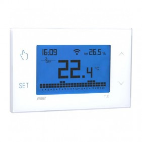 Chronothermostat Touch Screen Wi-Fi Vemer TUO wall VE772000