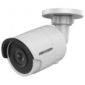 Camera bullet Hikvision IP 8MP 4MM H265 IR30 SMART DS-2CD2083G0-THE