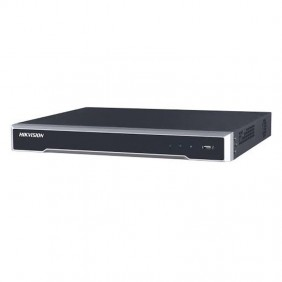 NVR 8 canali Hikvision 4K POE 1TB H265 DS-7608NI-Q2/8P