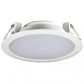 Lampada Flat incasso Led Beghelli Downlight Compact 25W 4000K 71057