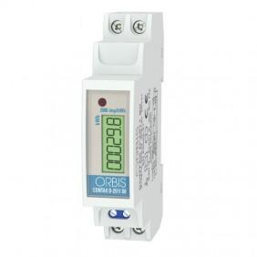 Contatore di energia modulare Orbis CONTAX D-2511 SO digitale OB701100