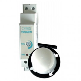 Interrupteur crépusculaire Orbis VEGADIN modulaire de la sonde inclus OB131612