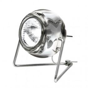 La lámpara de mesa Fabbian Beluga Color transparente D57B0300