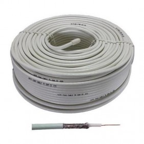 Coaxial cable for inpianti SKY FTE 5mm CU PVC K125ESK