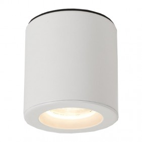 Ceiling spotlight, Astro Kos Round GU10 IP65 white 1326002