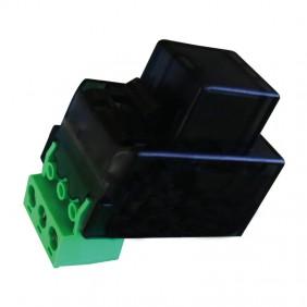 Inyector de Lince sin contacto programable negro 4131