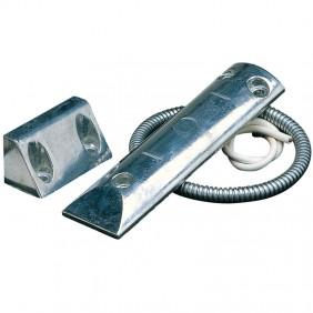 Contatto magnetico Lince per porte basculanti in metallo 408