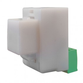 Inseritore Lince CONTACTLESS programmabile Bianco 4136
