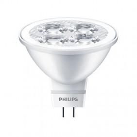 LED light bulb, Philips 4.7 W attack GU5.3 4000K 36° COREGU533584036