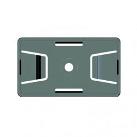 Portatarghetta adesivo Cabur per targhetta PT3017BA