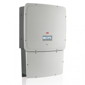 ABB TRIO 20.0KW TL-OUTD-S2-400 three-phase PV inverter with disconnect switch