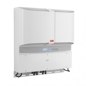 ABB PVI 10.0KW TL-OUTD-S three-phase PV inverter with disconnect switch