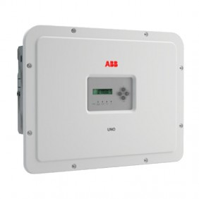 Inversor fotovoltaico, de una sola fase de ABB, UN DM 6.0 kW TL-PLUS con interruptor-seccionador