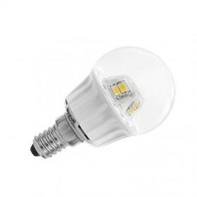 BEGHELLI LAMPADA LED SFERA E14 4W 3000K 56070