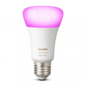 Lampadina Philips HUE WHITE /COLOR 10W Multicolor attacco E27 59298400