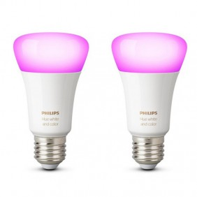 Lampadine Philips 9.5W HUE White multicolor 2 pezzi E27 72905200