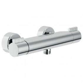 Miscelatore Termostatico esterno Nobili per doccia Cromato AB87030CR
