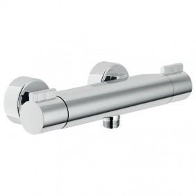 Thermostatic mixing valve, external quality Chrome plated shower AB87030CR