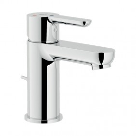 Faucet Mixer, Nobili ABC ECO sink mixer Chrome ABE87118/1CR