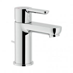 Rubinetto Miscelatore Nobili ABC ECO per lavabo Cromo ABE87118/1CR