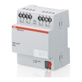 Output terminal Abb KNX SA/S 4 Outputs KNXF0008