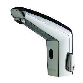 Miscelatore elettronico Presto Italia per lavabo con sensore 55160