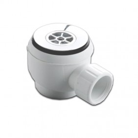 The drain for the shower Soon Italy siphoned for the disabled PD150