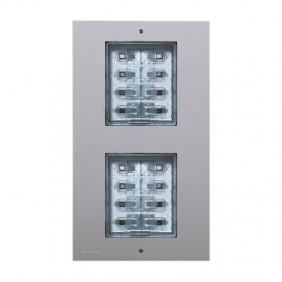 Modulo pulsanti per pulsantiera CIAO Comelit per 2 a 16 chiamate CA2200P