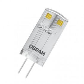 Lampadina a LED Bispina Osram 2,4W attacco G4 2700K P30827G4G7