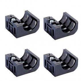 4 Brackets, clamping Sick for curtains safety BEF-1SHABPKU4 2066614