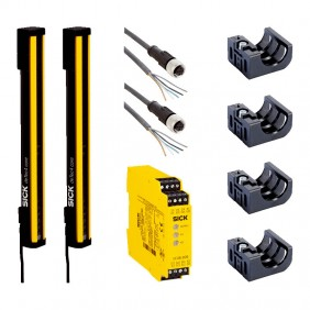 Kit Cortine di sicurezza Sick ECO15 deTec4 Core Set 30/750 1062912