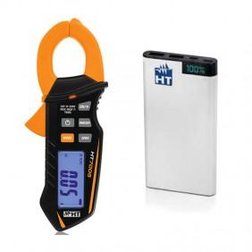 Kit Promo HT Pinza amperometrica HT7005 + Powerbank 10AH HP07005P