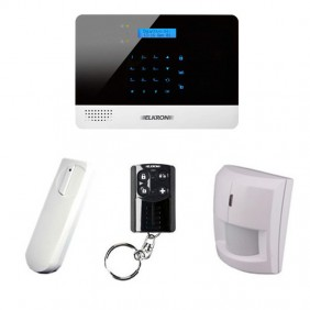 Kit Intrusion detection Elkron with the central radio CR600 PLUS 80KT2S00111