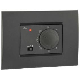 Vemer Termostato Ambiente da incasso 230V KEO-B VN171500