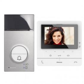 Kit Videocitofono Bticino CLASSE100 X16E WiFi 2 Fili monofamiliare 364614