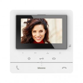 Bticino Class 100V16E 2-Wire hands-free video entryphone 344672