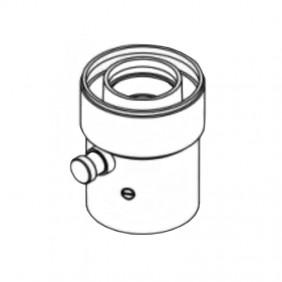 Raccogli condensa verticale per scaldabagni Rinnai FOT-HX060-A13
