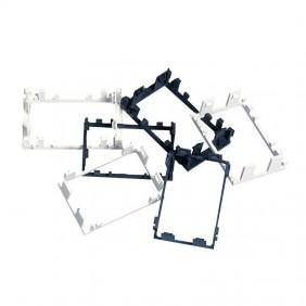 Adattatore Vivaldi Ulisse Silver per placche civili per FREEMK2 AD2S