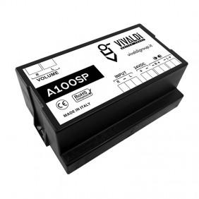 Amplificatore di potenza 50+50W Vivaldi Giove A100SP
