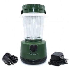 Lampada per Camping portatile Tecnid con lampadina PL7W 7162