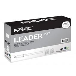 Faac Kit cancello doppio battente 230V 412 LeaderKit 105633445