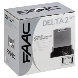 Faac Kit de Automazione Puerta Deslizante DELTA 2