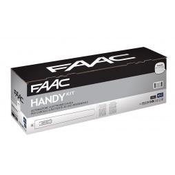 Faac Handy Kit automazione elettromeccanica a battente 24V 105998