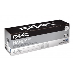 Faac Handy Kit for automation of electromechanical swing gates 24V 105998