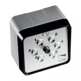 Selettore a tastiera ad incasso Came 001S6000